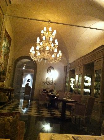 Four Seasons Hotel Firenze: restaurant