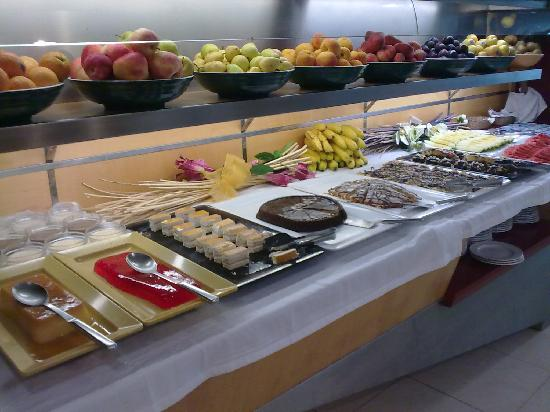 california palace-salou-buffet 2