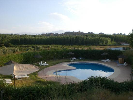 Cuevas Hammam Abuelo Jose: The pool