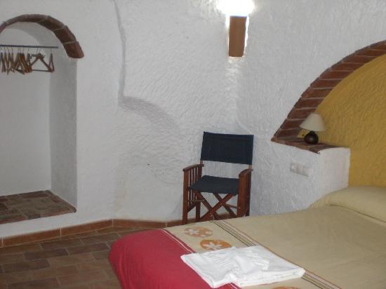 Cuevas Hammam Abuelo Jose: Bedroom