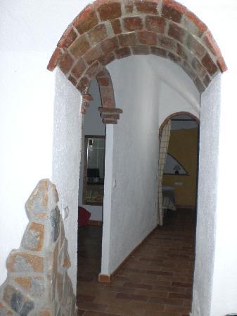 Cuevas Hammam Abuelo Jose: Corridor