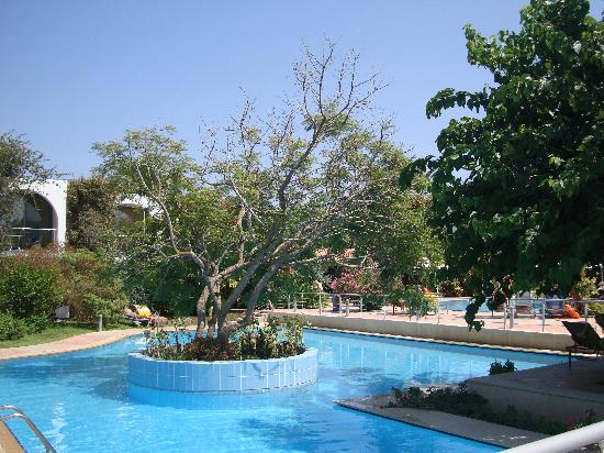 Caravia Beach Hotel: one of the pools