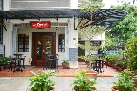 Island Penang Cafe Review