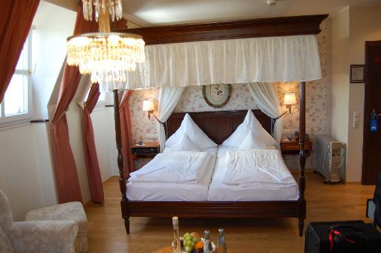 Schloss-Hotel Kurfurstliches Amtshaus: Zimmer 202