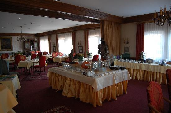 Schloss-Hotel Kurfürstliches Amtshaus: Frühstücksraum