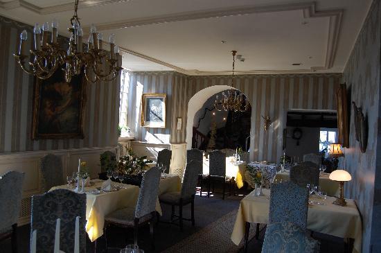 Schloss-Hotel Kurfürstliches Amtshaus: Restaurant