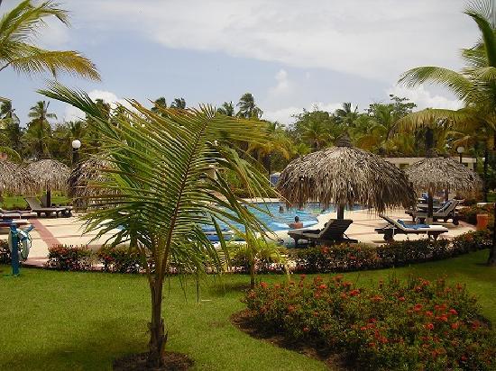 Grand Bahia Principe El Portillo: 2nd Pool
