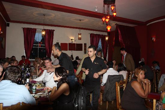 Hanam's Middle East Restaurant : Hanam's Restaurant