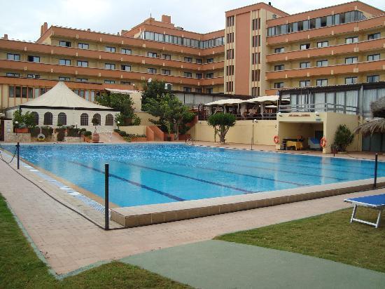 pool im garten - picture of qt hotel, quartu sant'elena - tripadvisor, Garten und erstellen