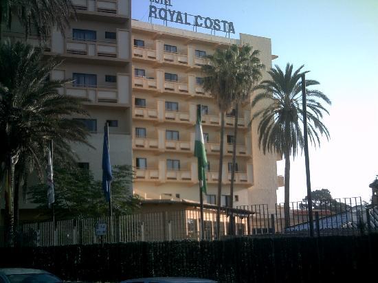 โรงแรมรอยัล คอสต้า: hotel royal costa