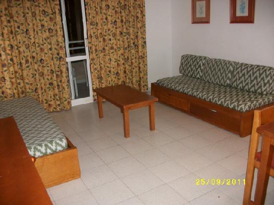 Club Cala Romani: living room