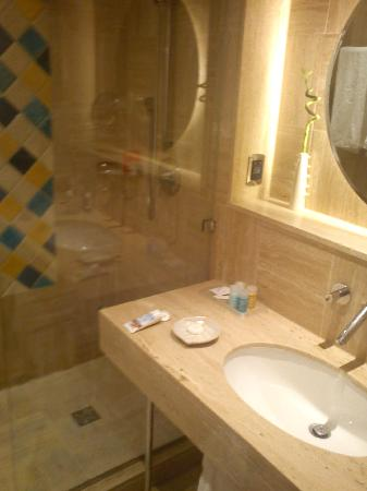 Seaside Palm Beach: Bathroom