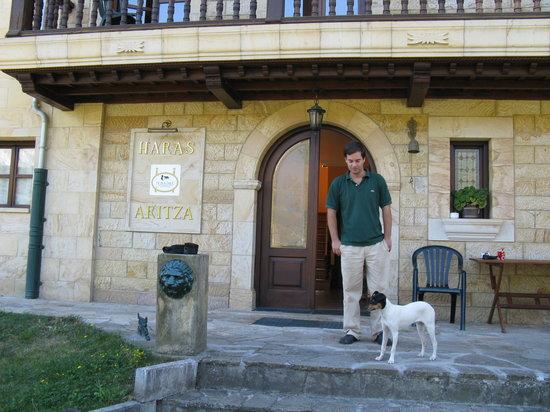 Hotel rural Haras Aritza