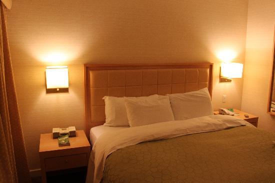 Orchard Garden Hotel: Kingsize Standardzimmer