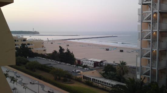 Santa Catarina: View from balcony