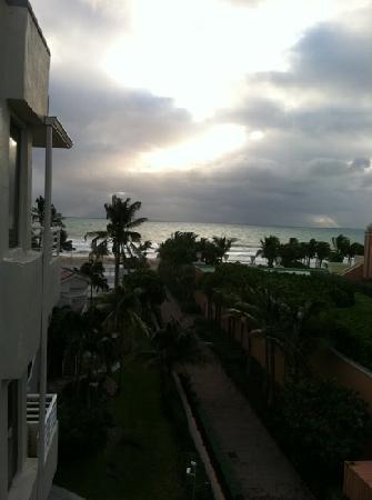 Golden Strand Ocean Villa Resort: view from room