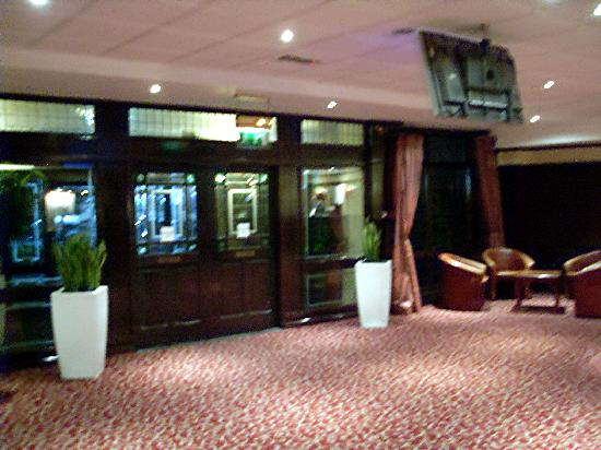 Maldron Hotel Newlands Cross: Hotel entrance