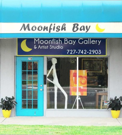 Moonfish Bay Artist Studio and Gallery