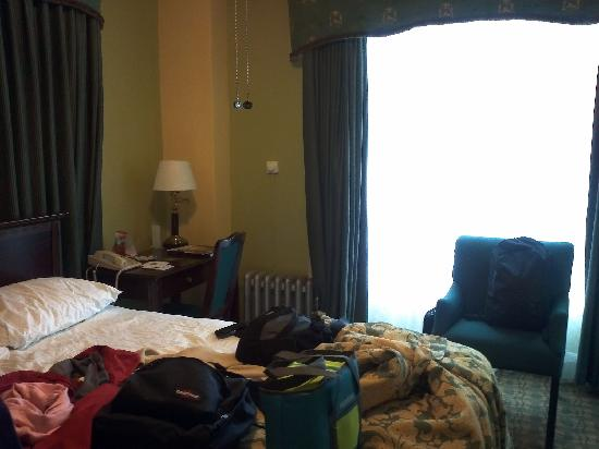 โรงแรมคิงจอร์จ: Camera