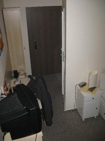 Hotel Sprenz: Zimmer
