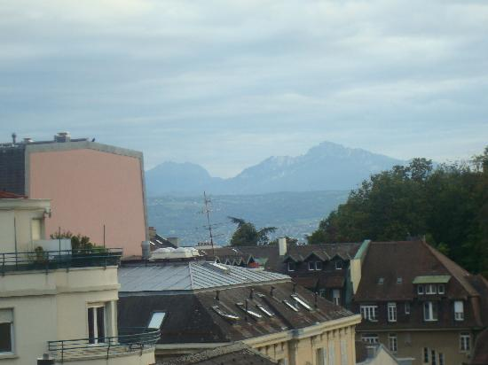 Lausanne Guesthouse & Backpacker : Mountain View