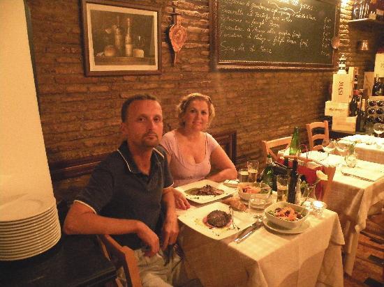 Il Porto Di Ripetta : Porto di Ripetta (Dinner)