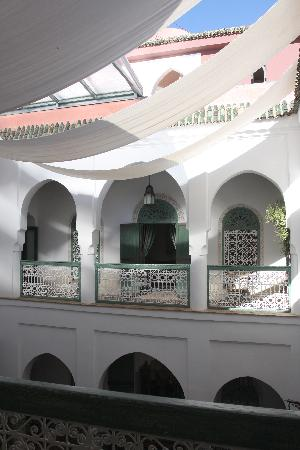 Dar al Assad: Patio