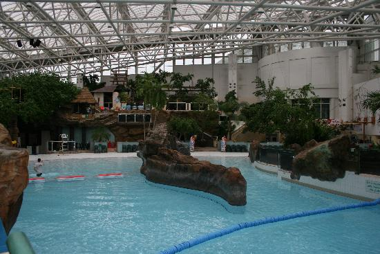 The Sub Tropical Dome At Night Picture Of Center Parcs Whinfell Forest Penrith Tripadvisor