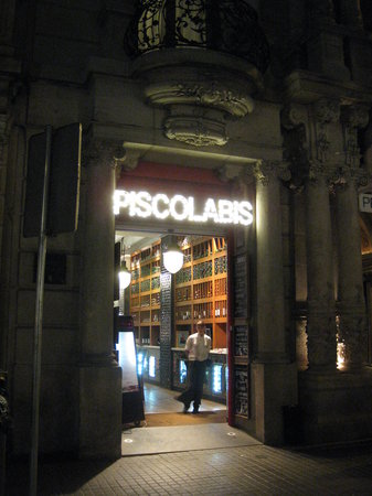 Piscolabis Rambla