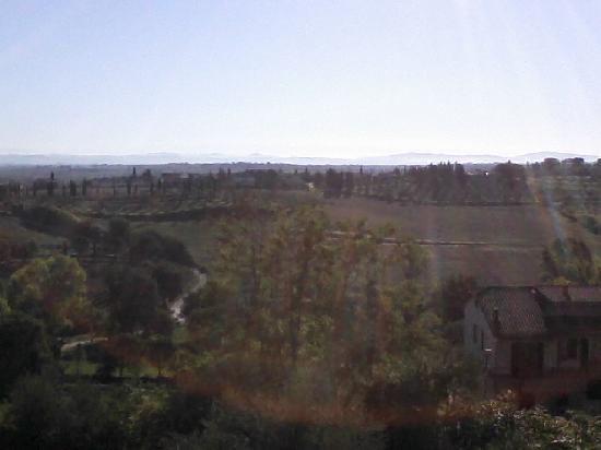Il Convento: vista terrazza