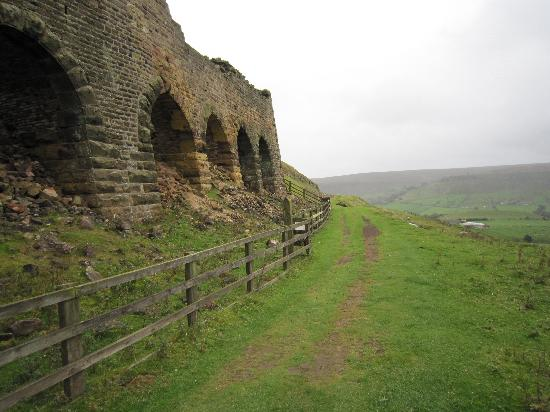 The kiln's at the iron mines