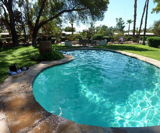 SmokeTree Resort & Bungalows: Pool
