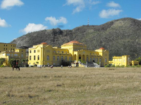Isla de la Juventud : La prison Modèle