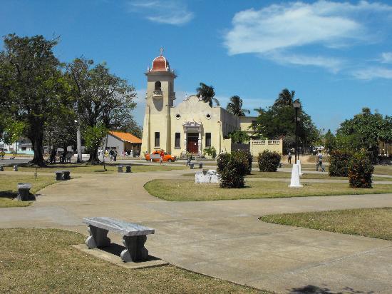 Isla De La Juventud Plaza Mayor Place Majeure Nueva Gerona