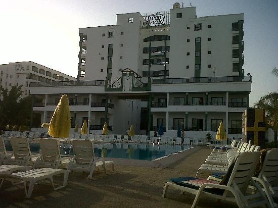 Hotel Green Field: The Hotel very nice