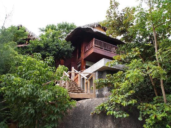 L'Alyana Ninh Van Bay: Hill top Villa