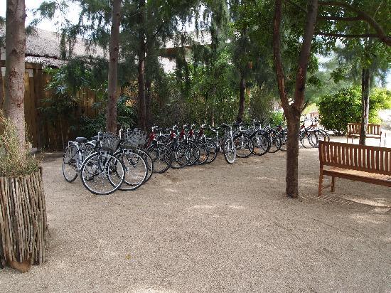 L'Alyana Villas Ninh Van Bay: Bike Hire