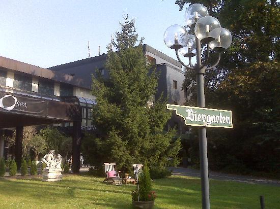 NH Forsthaus Fürth Nürnberg: Aussenansicht
