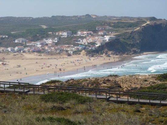 Aljezur, Portugal: Monte Clérigo Beach