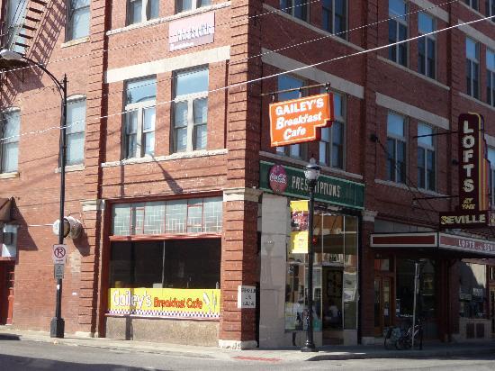 Breakfast Restaurants Downtown Springfield Mo