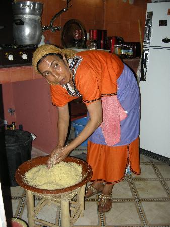 Riad dar Zaynab : soirée couscous !