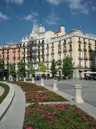 มาดริด, สเปน: plaza de oriente