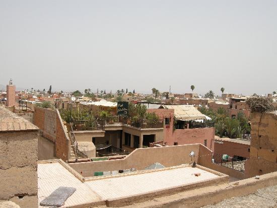 Riad dar Zaynab : le repère des cigognes