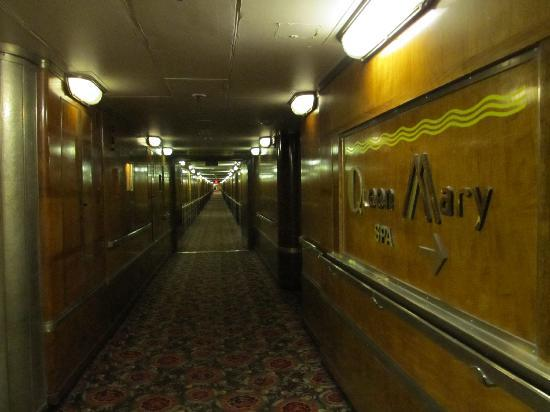 The Queen Mary Haunted