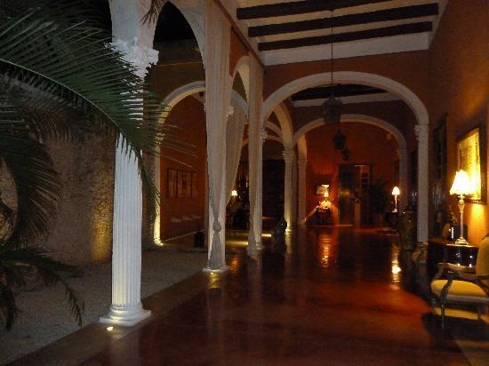 Hotel Hacienda VIP: Corredor