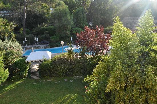 Hôtel Mercure Antibes Sophia Antipolis : piscine