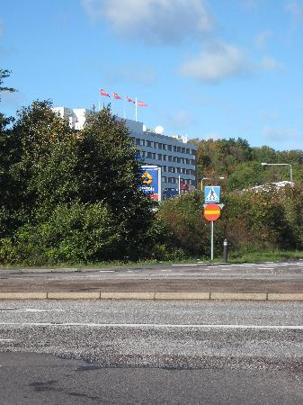 Scandic Backadal : Hotel - off the motorway