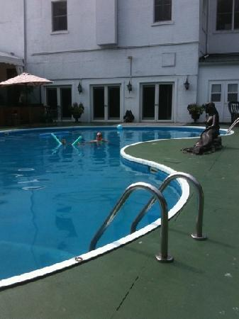 Tara - A Country Inn: the pool