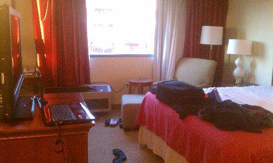 Holiday Inn Flint: Picture of Room 245