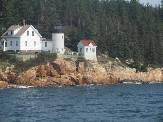 Bar Harbor Whale Watch Company: Maine's most famous lighthouse